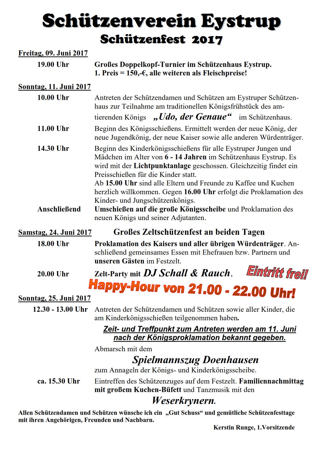 Schuetzenfest 2017